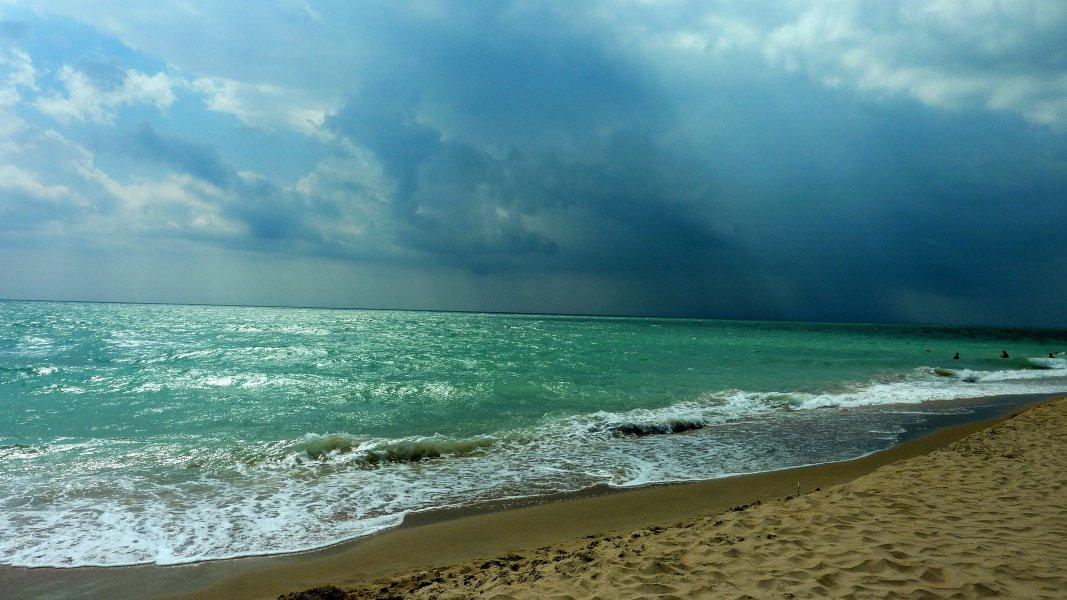 Фото пляжей станицы благовещенская
